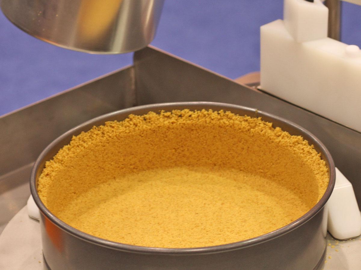 round crumb forming machine