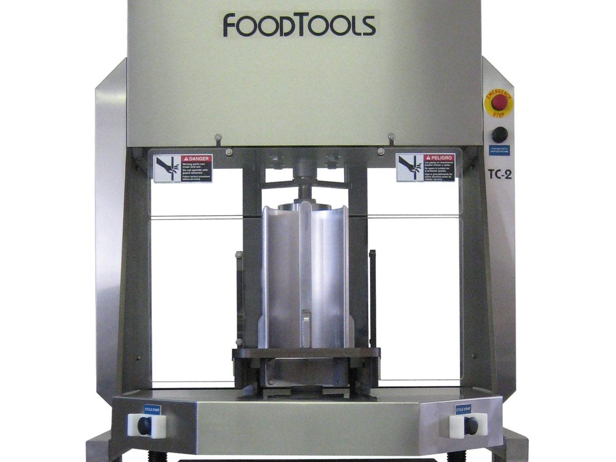 TC-2 Tortilla And Pita Chip Cutting Machine