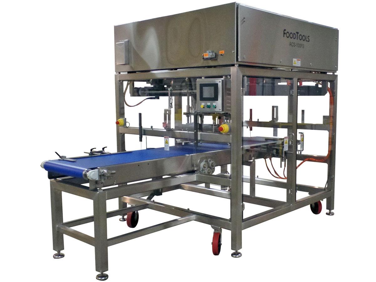 ACCUSLICE-100FS High Speed Sheet Cake Cutting