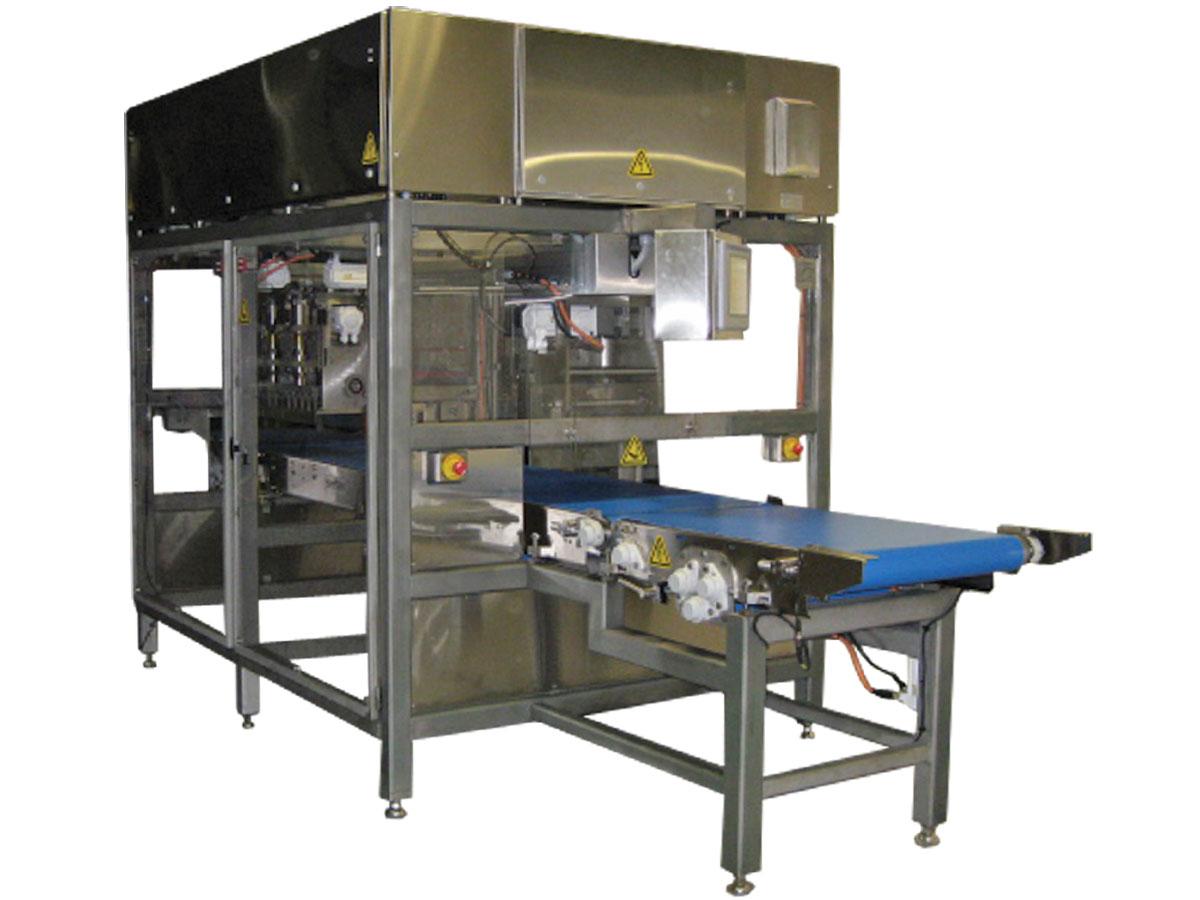 ACCUSLICE-200FS High Speed Full Sheet Cutting Machine