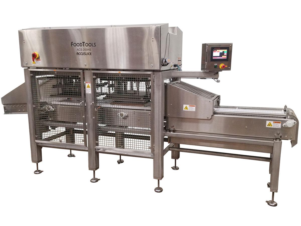 ACCUSLICE-200HS High Speed Half Sheet Cutting Machine