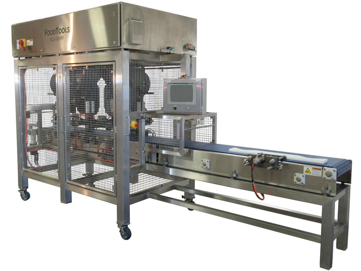 ACCUSLICE-200RF Automatic Round Cake Slicing Machine