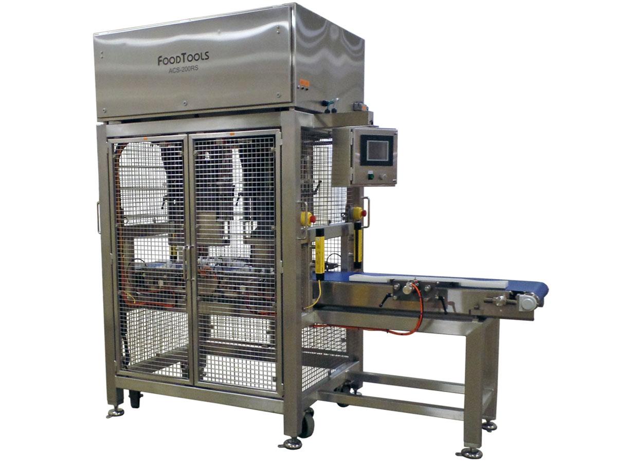 ACCUSLICE-200RS Automated Round Cake Slicing Machine