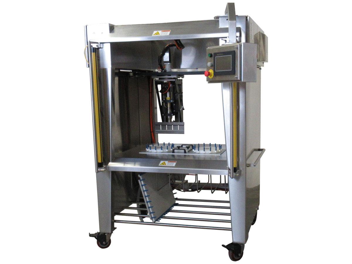 ACCUSONIC-10UCS Versatile Ultrasonic Slicing Machine