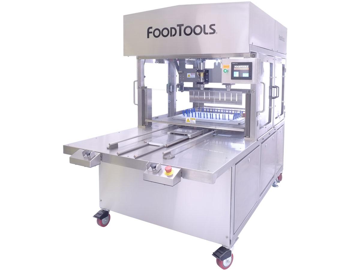 ACCUSONIC-10UTS | Ultrasonic Sheet Cutting Machine