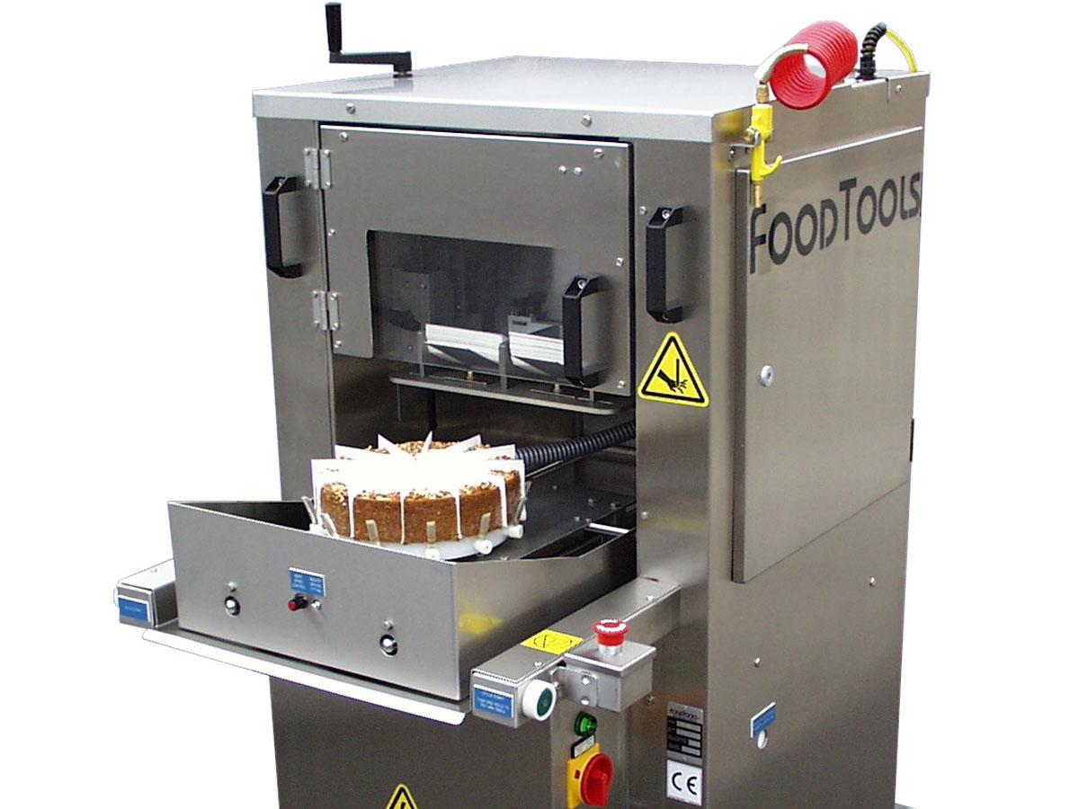 CS-1000 Automatic Round Cake Cutting