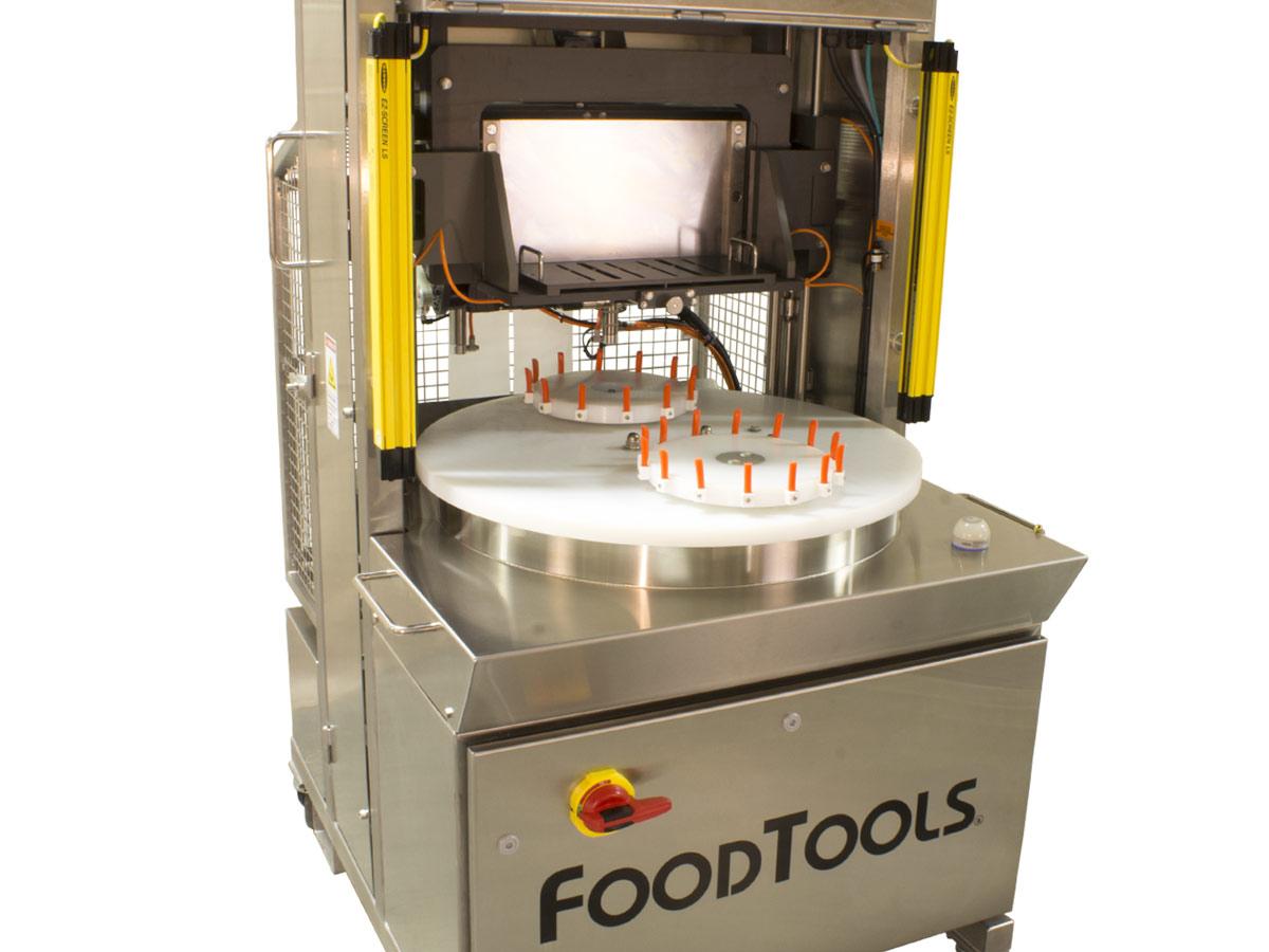 CS-2100RFi Automatic Round Product Cutting