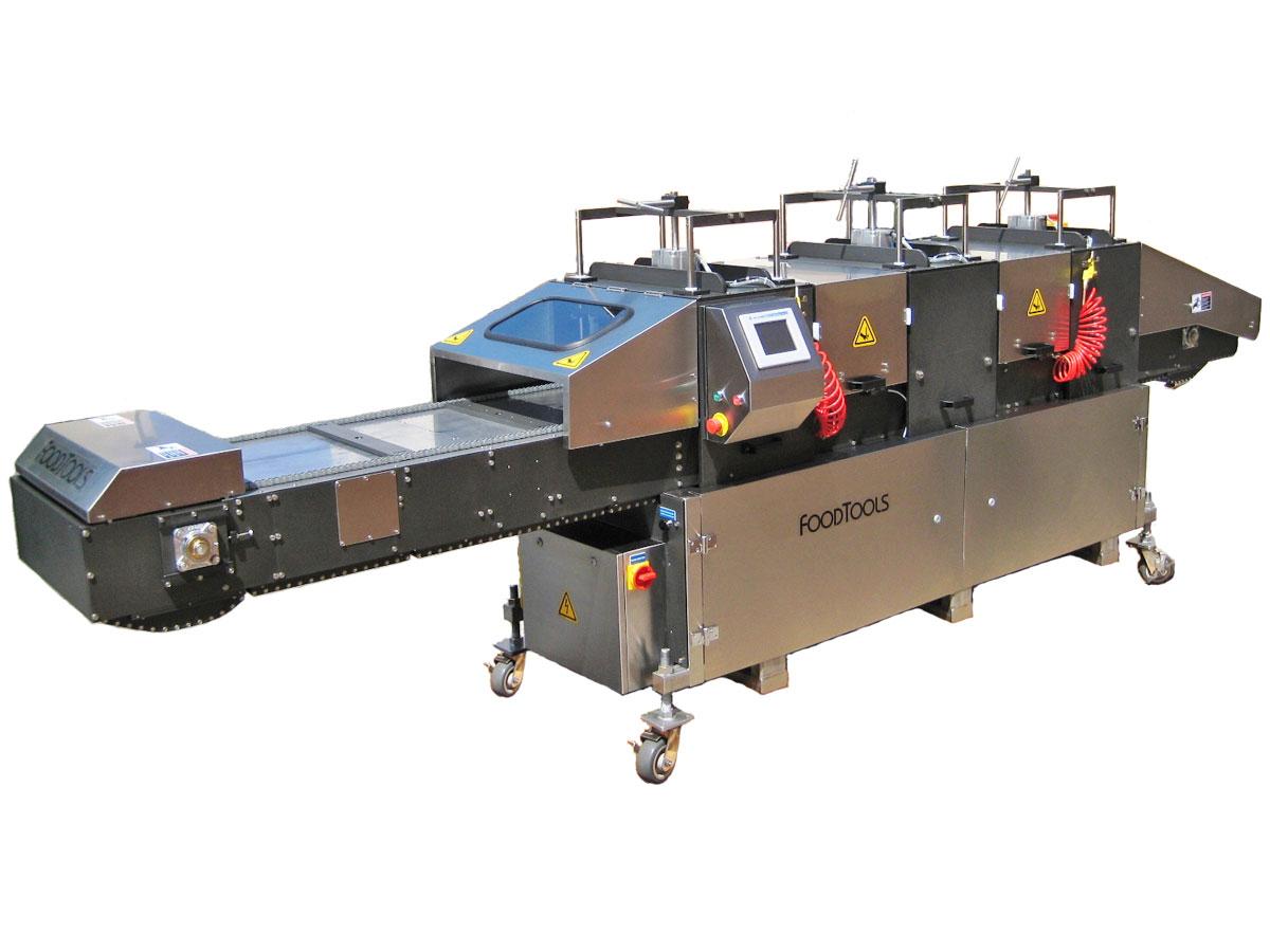 CS-5A3HC Inline Half Sheet Slicing Machine