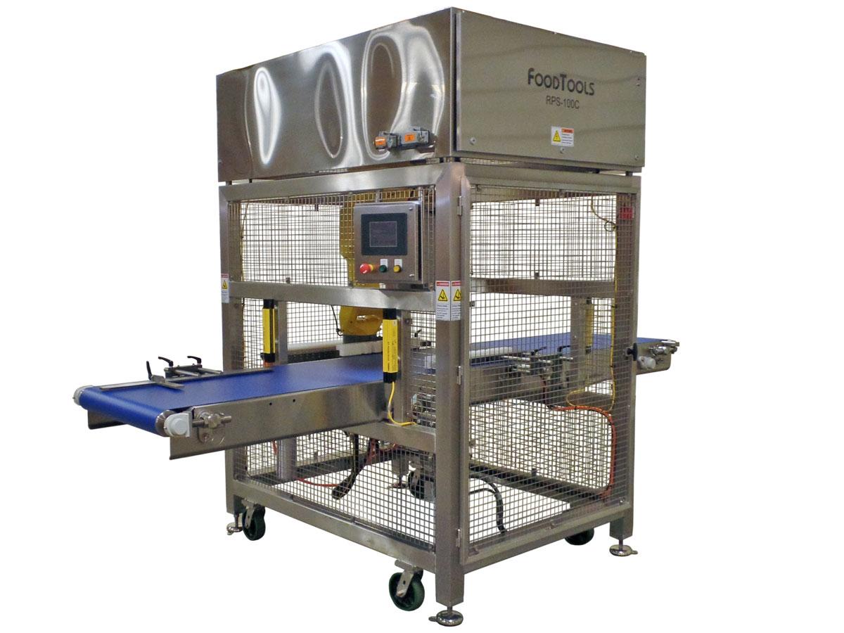 RPS-100C Robotic Ultrasonic Slicing Machine